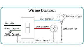 Bathroom Fan Timer And Light Switch Timer Switch Wiring Diagram Free Wiring Diagram