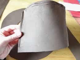 cowboy hat halloween get your crap together 31 days of halloween foam cowboy hat tutorial