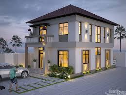 home design company in cambodia villa ep14 exterior villa projects komnit design komnit exterior