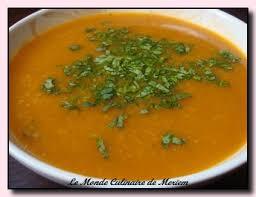 cuisine de constantine chorba frik soupe de ble concassé le monde culinaire de meriem