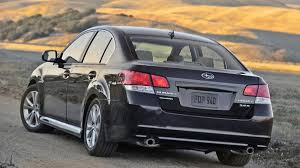 2013 subaru legacy 3 6r limited review notes autoweek