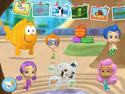 bubble guppies animal kids apps ipad iphone