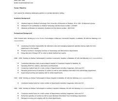resume medical technologist microbiology medical technologist resume 9 medical technologist resumes