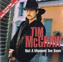 tim mcgraw fan club cd album tim mcgraw not a moment too soon curb germany
