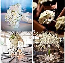 mariage baroque vrai mariage noir et blanc baroque décoration de mariage