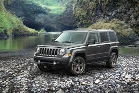 chrome jeep patriot 2017 jeep patriot reviews and rating motor trend