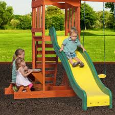 12 best backyard swing sets to check out before purchasing