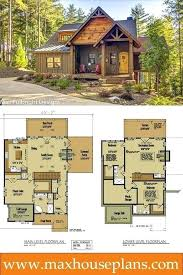 log cabin home plans rustic vacation home plans craftsman rustic cottage house plan log