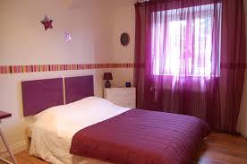 chambre prune décoration chambre prune