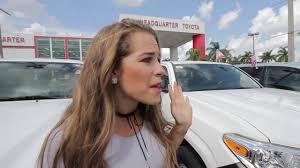 headquater toyota como regalarle un auto a la chica que te gusta