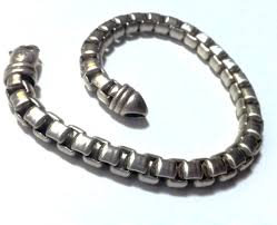 box chain bracelet images David yurman men 39 s size large bracelet 925 extra large box jpg