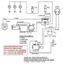 wiring diagram 1950 ford 8n tractor on wiring images free within
