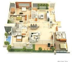 draw house floor plan house floor plans 3d 3 bedroom house plans design simple house
