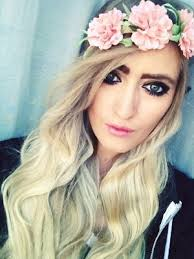 festival flower headbands 19 best makeup images on beauty makeup hair dos and