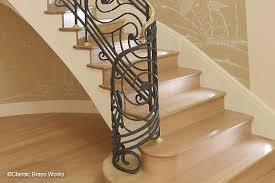 Brass Handrails Cbw Staircase Railings