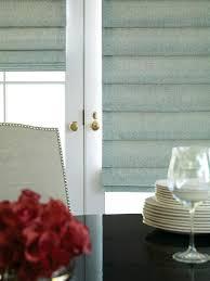 French Door Window Blinds Hobble Roman Shades On French Doors Iu0027ve Been Seeing