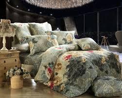 Paisley King Duvet Cover Paisley Design King Duvet Cover Luxury Bedding Dolce Mela Dm452k