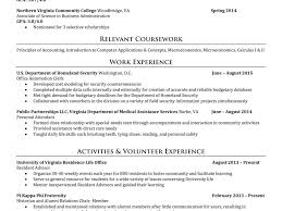 Resume Samples With Little Work Experience by Science Resume Examples Haadyaooverbayresort Com