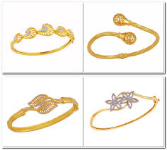 ladies gold bracelet pattern images Top 25 latest jos alukkas gold bracelet designs jpg