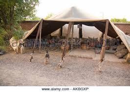 moroccan tent traditional berber moroccan tent marrakesh morocco stock photo