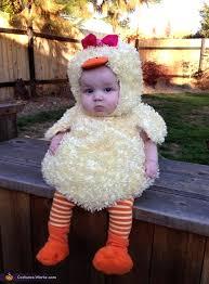 baby costume duck costume