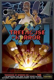 treehouse of horror xxi simpsons wiki fandom powered by wikia