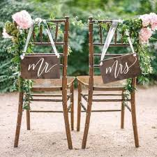 wedding chair signs wedding chair signs mulberry market designs