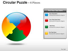 4 piece puzzle template 1000 ideas about puzzle piece template on