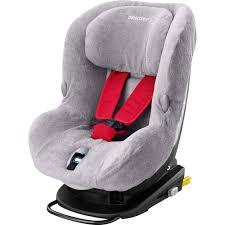 housse eponge pour siège auto milofix cool grey de bebe confort