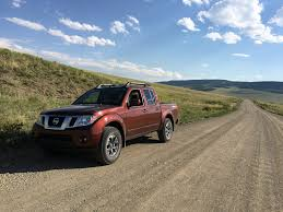 frontier nissan 2016 2016 nissan frontier pro 4x perfect for weekend warriors u0026 week
