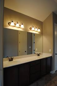 Bathroom Vanity Mirror And Light Ideas Gorgeous Bathroom Vanity Lighting Ideas About House Design