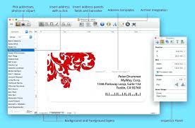 printing address labels on excel printing address labels from excel labels addresses screenshot