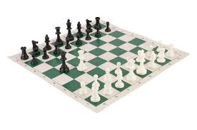 regulation tournament chess piece and chess board 2 25