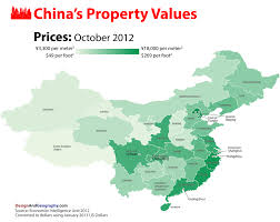 Chongqing China Map by Is China U0027s Property Bubble Bursting What Recent Data Tells Us
