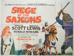 cinema siege siege of the saxons original cinema poster from pastposters