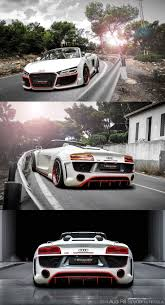 white and pink audi best 25 audi r8 convertible ideas on pinterest audi convertible