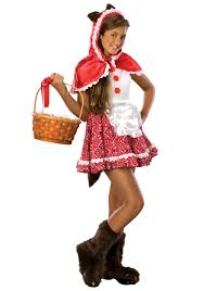 tween red riding hood costume red riding hood costume tween and