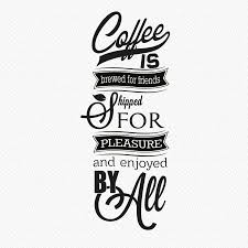 Coffee Decorations Wall Art Designs Coffee Wall Art Wall Sticker Coffe Is Brewed For