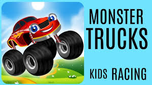 monster trucks video games monster trucks kids racing android apple video game first look