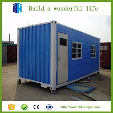 affordable ready made shipping mobile modular container house