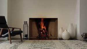 minimal fireplace youtube
