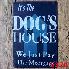 compare prices on wall signs dog online shopping buy low price