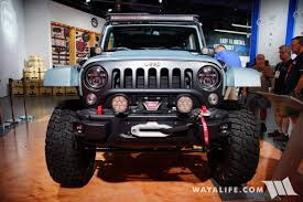 jeep safari concept 2017 2017 sema mopar jeep switchback concept