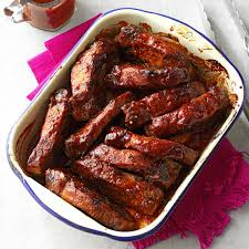 kansas city style ribs recipe taste of home