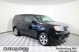 pre owned 2015 honda pilot ex l sport utility in parkersburg