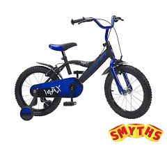 kids motocross bike used smyths max kids bike 4 6 years inc helmet in wf9 elmsall for