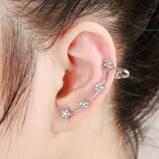 ear cuffs india 2017 2016 new est ear cuff of india alloy diamond ear clip