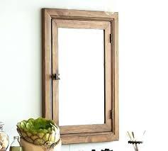 Bathroom Medicine Cabinet With Mirror Black Medicine Cabinet No Mirror Image For Wood Medicine