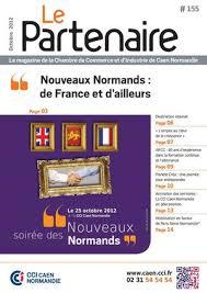 chambre de commerce et d industrie caen calaméo le partenaire magazine de la cci caen normandie n 155