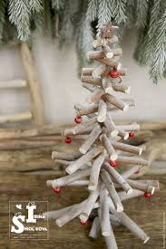 buy tree made of wooden sticks on livemaster online shop